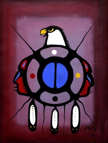 Eagle Clan by Francis Esquega Lake Superior Store
