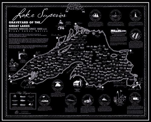 Shipwreck Map