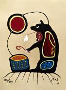 Bear Song by Francis Esquega Lake Superior Store
