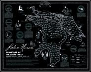 Lake Huron Shipwreck Map Lake Superior Store