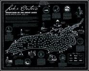 Ontario Shipwreck Maps  Lake Superior Store