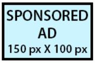 Sponsored Ad 150 pixels
