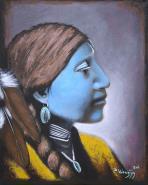 Mother by Dwayne Wabegijig Lake Superior Store