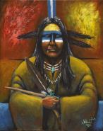 Spirit by Dwayne Wabegijig Lake Superior Store