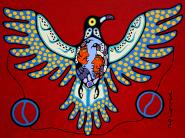 Togetherness - Thunderbird by Eugene Morriseau