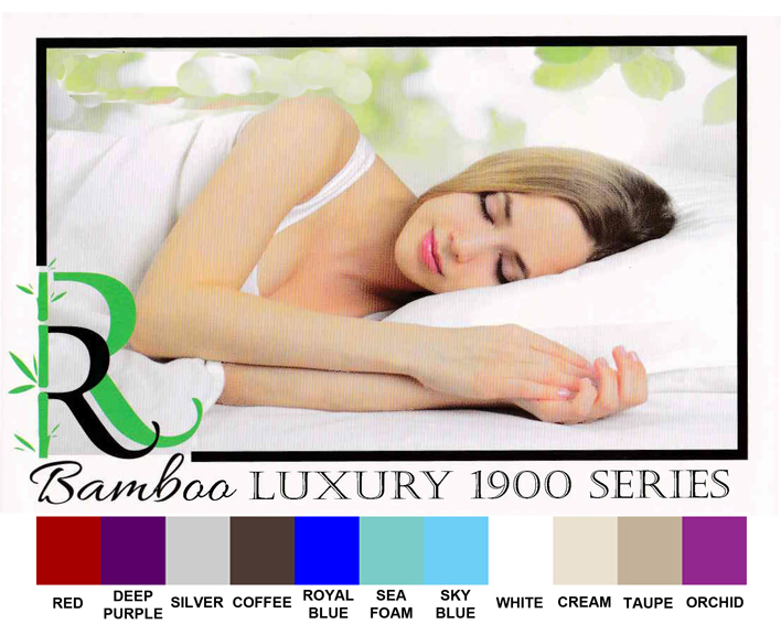 Bamboo Luxry series 1900