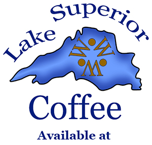 Available at Lake Superior Coffee