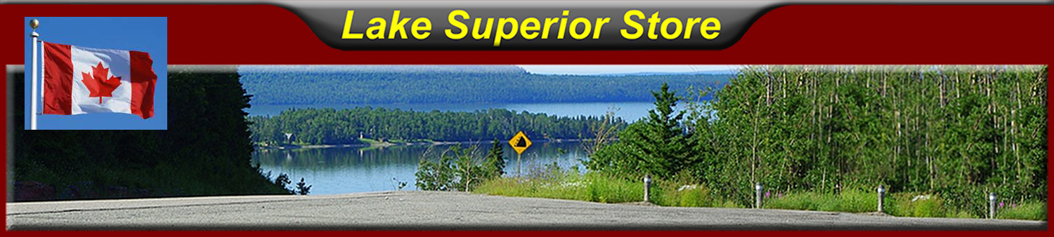 Canadian Aboriginal Art ~ Lake Superior Store